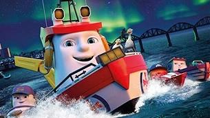 Sus Ancora! Elias și secretul din Marele Port (2017)