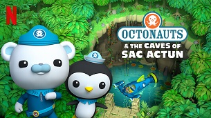 Octonauts and the Caves of Sac Actun (2020)