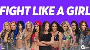 Fight Like a Girl (2020)