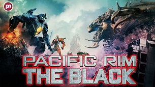 Pacific Rim: The Black (2021)