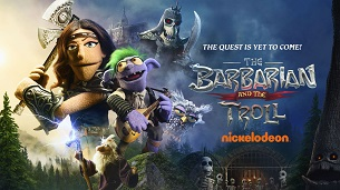 The Barbarian and the Troll (2021)